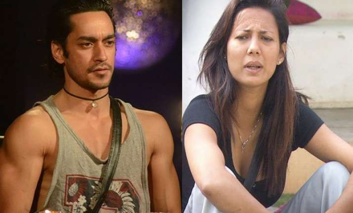 shocking rishabh sinha rochelle rao are out of bigg boss 9