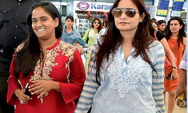 stage set for wedding of salman khan s sister in hyderabad
