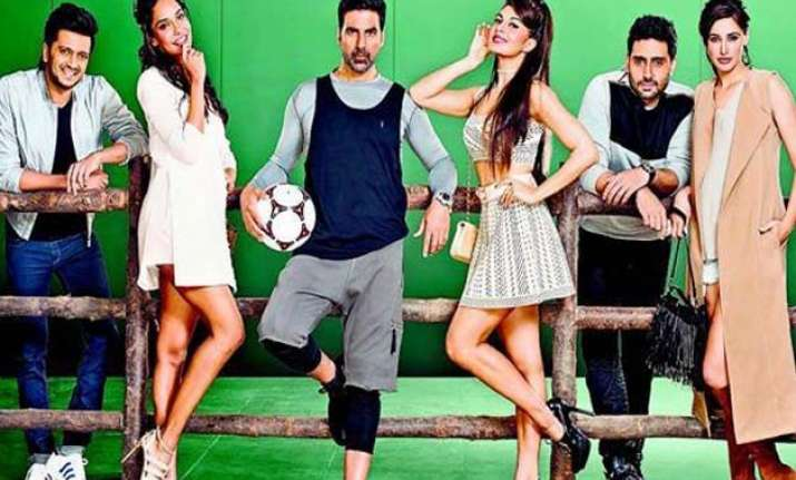first look of housefull 3 is out