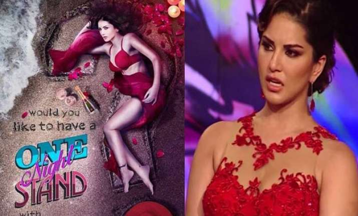 ooppss sunny leone is upset with one night stand