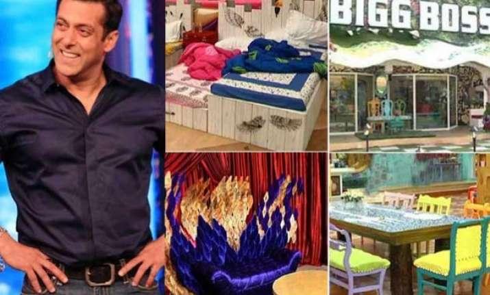 leaked inside pictures of salman khan s bigg boss 9 house