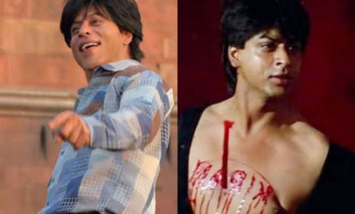 fan to have darr in it. shah rukh s k..k..k..kiran to come