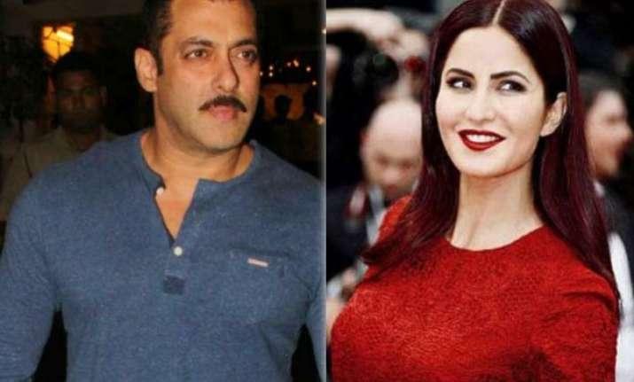 salman khan takes charge to save ex girlfriend katrina kaif