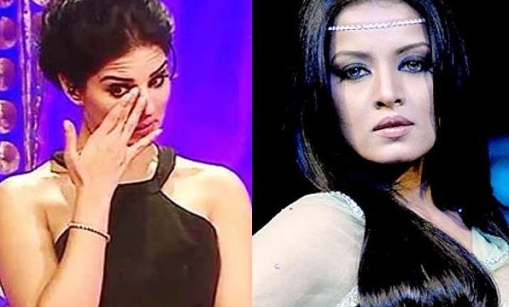 sunny leone on being ousted from celina s flat i don t