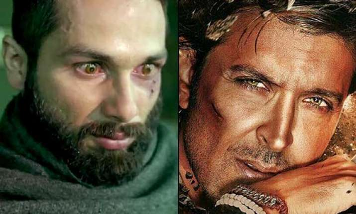 haider lagging behind bang bang at box office despite