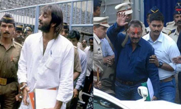 in pics the 23 painful years of sanjay dutt s life