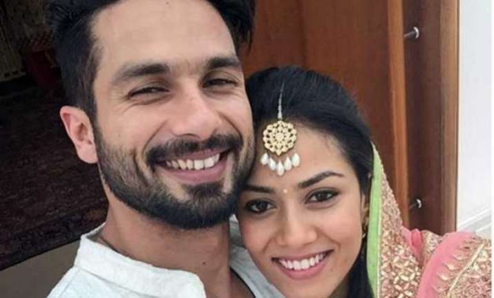 shahid kapoor marries mira rajput only 40 guests at wedding