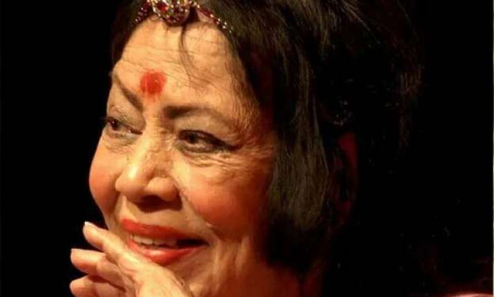 hospitalised kathak danseuse sitara devi now fine
