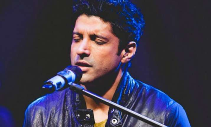 farhan akhtar s gift on women s day is a song that talks