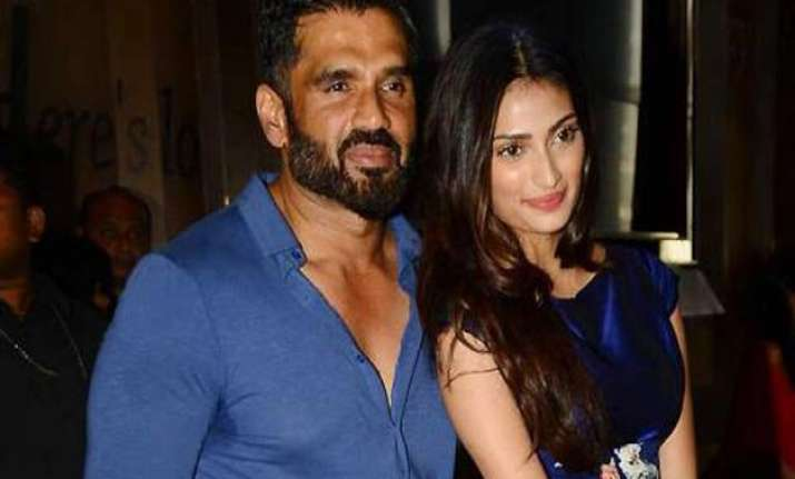 suniel shetty s special advice to daughter athiya shetty