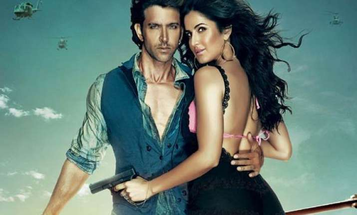 bang bang box office collection rs 134.47 cr in four days