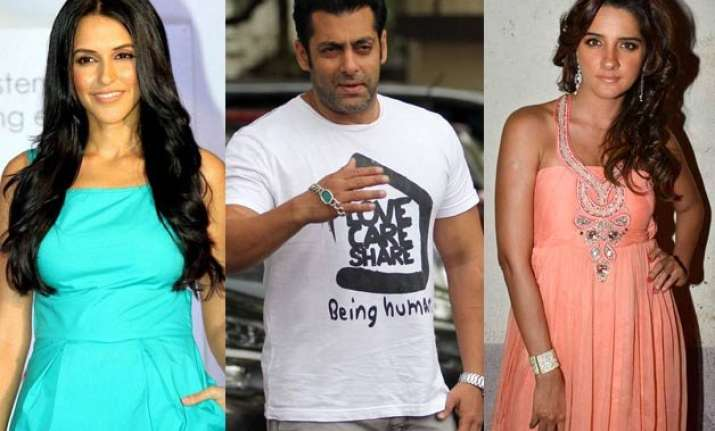 salman khan neha dhupia shruti seth when b town faced