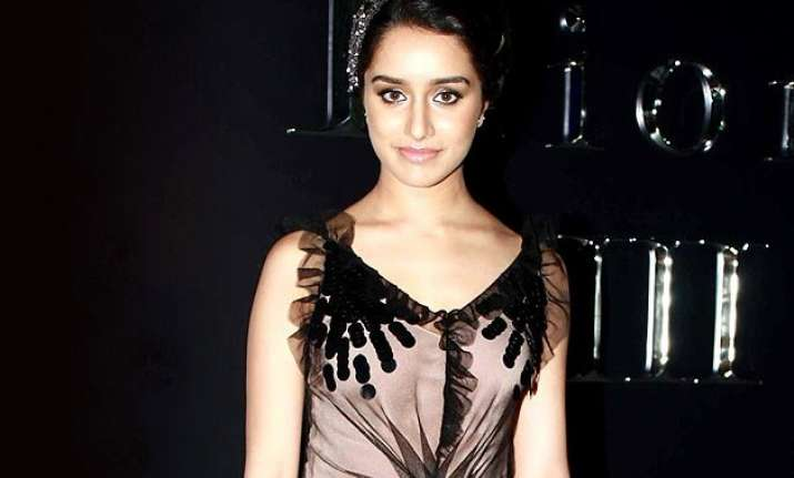 shraddha kapoor excited to sing in rock on 2