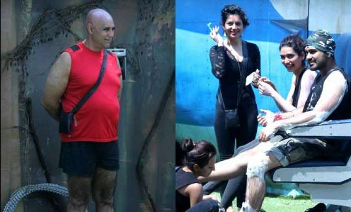 bigg boss 8 day 9 is puneet responsible for his team s loss