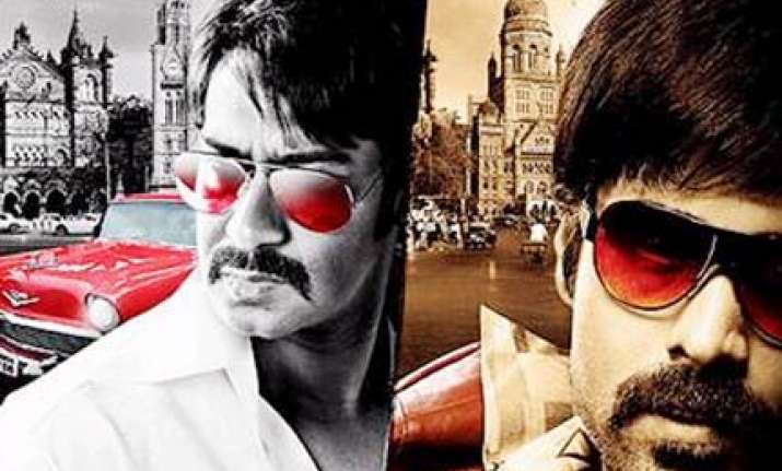 ajay emraan fight over moustaches