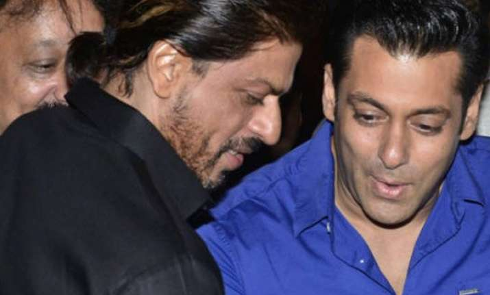 srk wishes best for salman s production hero
