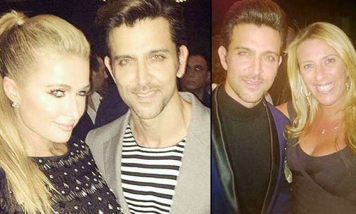 when hrithik roshan wooed hollywood socialite paris hilton