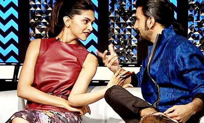 is deepika padukone planning to ditch ranveer singh