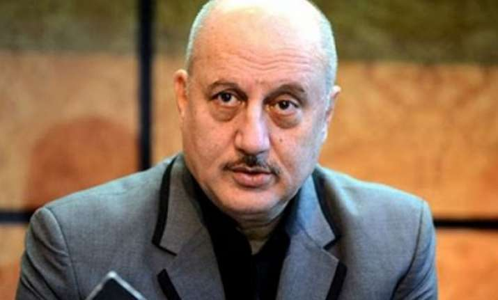 jnurow anupam kher reacts says slogans angered him as an