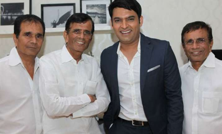 feel blessed to be directed by abbas mustan kapil sharma