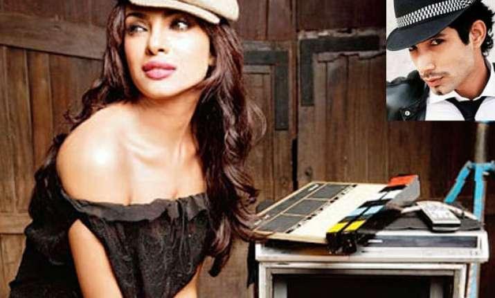 hottie model sahil shroff is priyanka s favourite