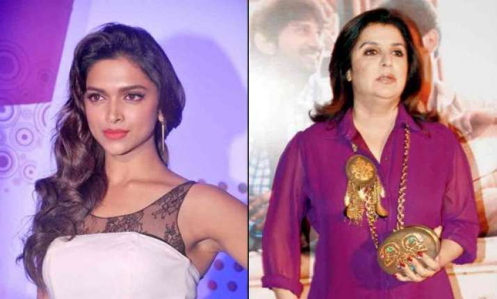 deepika has become a polished diamond now farah khan
