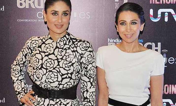 karisma kapoor opens up on what sister kareena means to her
