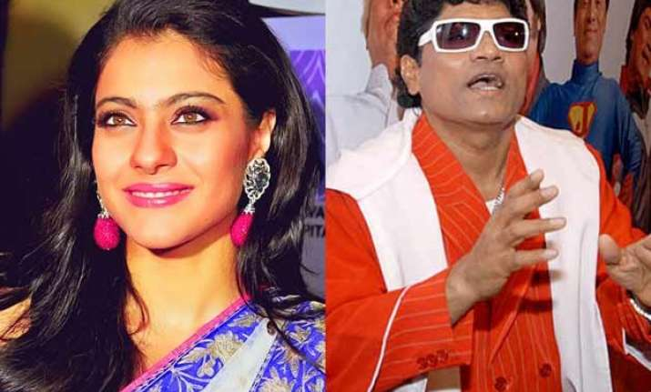 kajol amazed by johnny lever s consistency