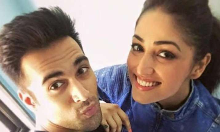 finally pulkit samrat opens up on yami gautam s hand in his