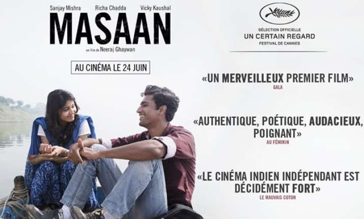 kejriwal calls masaan a must watch after special screening