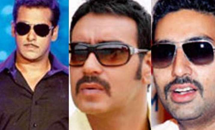 moustache the in thing for bollywood stars
