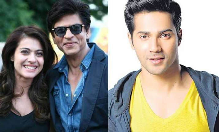 varun excited to see srk kajol together in film