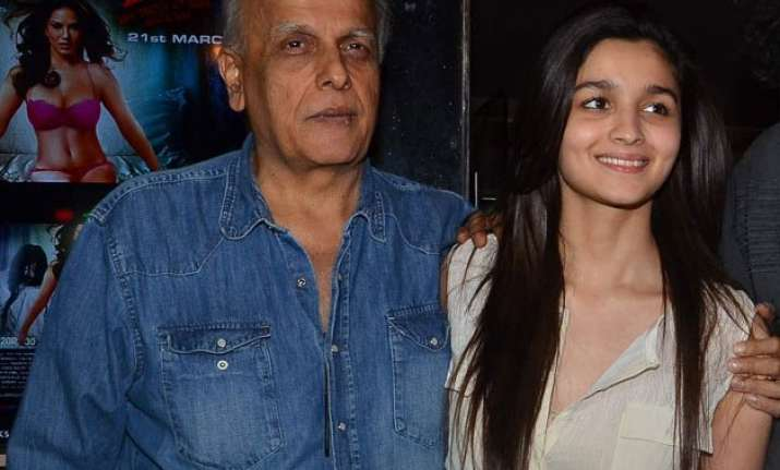 Mahesh Bhatt is very possessive about Alia Bhatt
