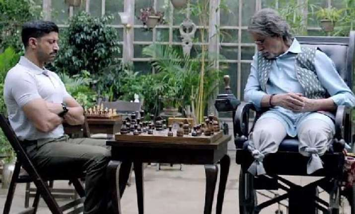 wazir takes average opening at box office