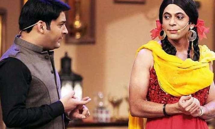 gutthi reveals kapil sharma s secrets