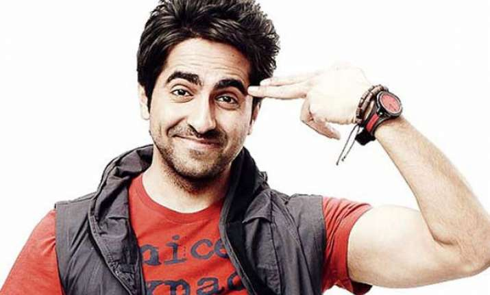 ayushmann khurrana feels he s not good at multi tasking