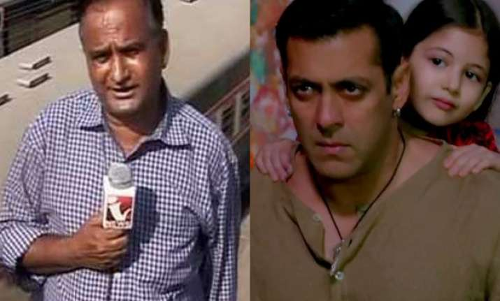salman khan in another mess pakistani reporter wants him to