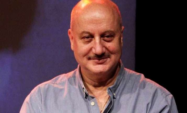 playing dad and delivering hit film anupam kher finds