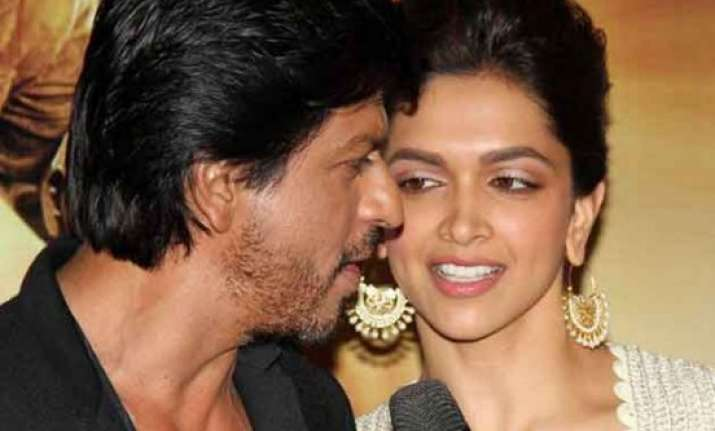 did deepika post something that offended srk