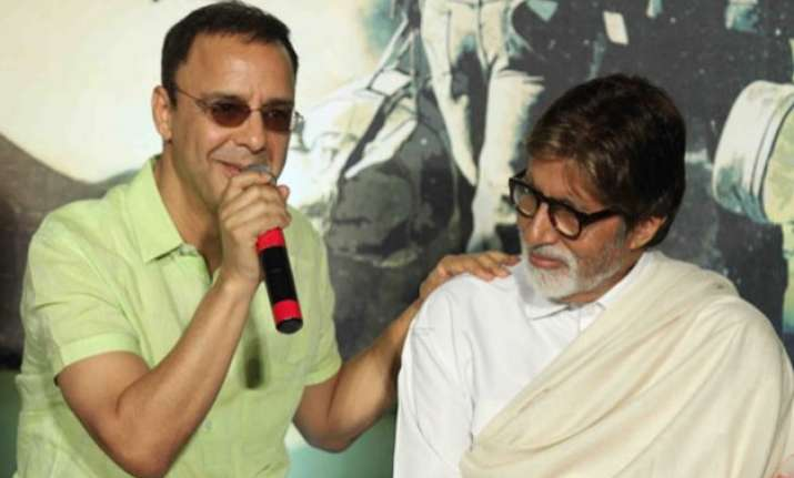 can t make big b dance in public for film promotion vidhu