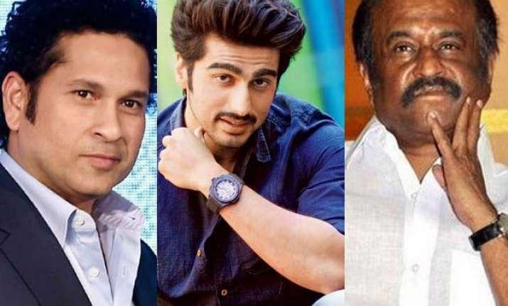 arjun kapoor clicks god superstars in one frame