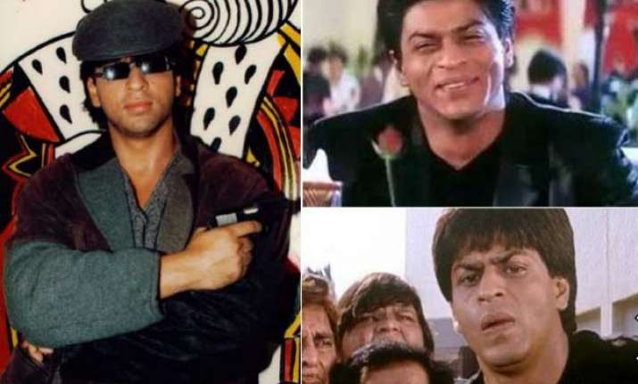 16 years of baadshah srk s top 5 dialogues from the movie
