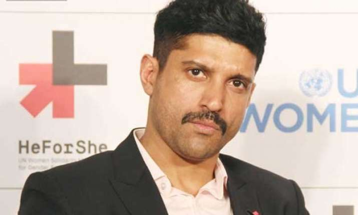 farhan akhtar was excited and anxious to work with big b