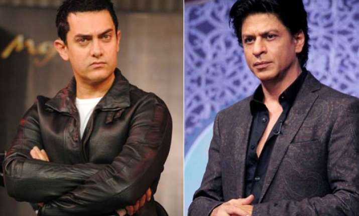 what srk not invited to aamir khan s 50th birthday bash