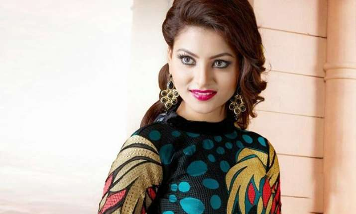 urvashi rautela spill the beans about her role great grand