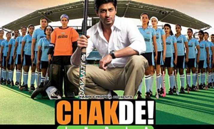 shah rukh khan s chak de india completes eight years