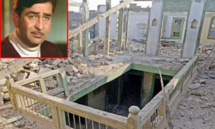 bollywood legend raj kapoor s birthplace in pakistan