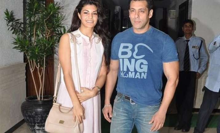 jacqueline owes salman for her one million twitter fans