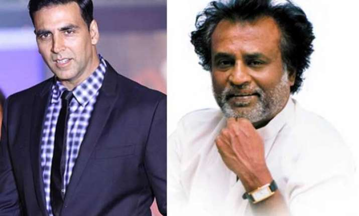 when khiladi akshay kumar lacked guts to ask rajinikanth