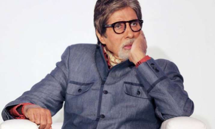 watch video big b s totally unexpected reaction to